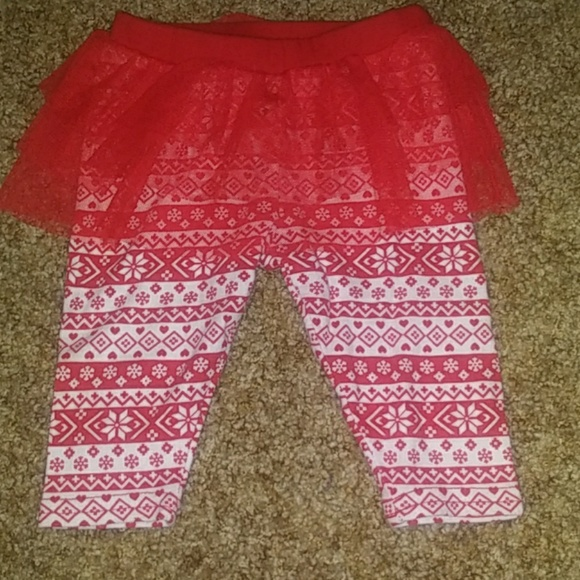 Carter's Other - Holiday Pants